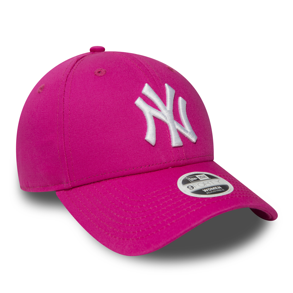 NY Yankees Fashion Essential 9FORTY mujer, rosa