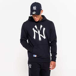 New York Yankees Navy Pullover Hoodie