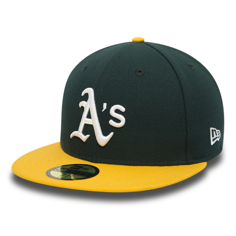 Oakland Athletics Home Team Structured 59FIFTY 8e92b51e5a6