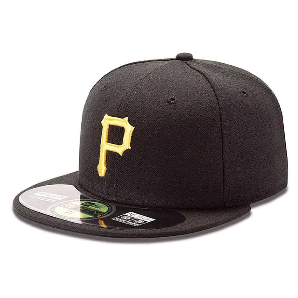 Pittsburgh Pirates Authentic On-Field Game 59FIFTY 17387133343