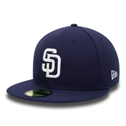 San Diego Padres Game Team Structured 59FIFTY