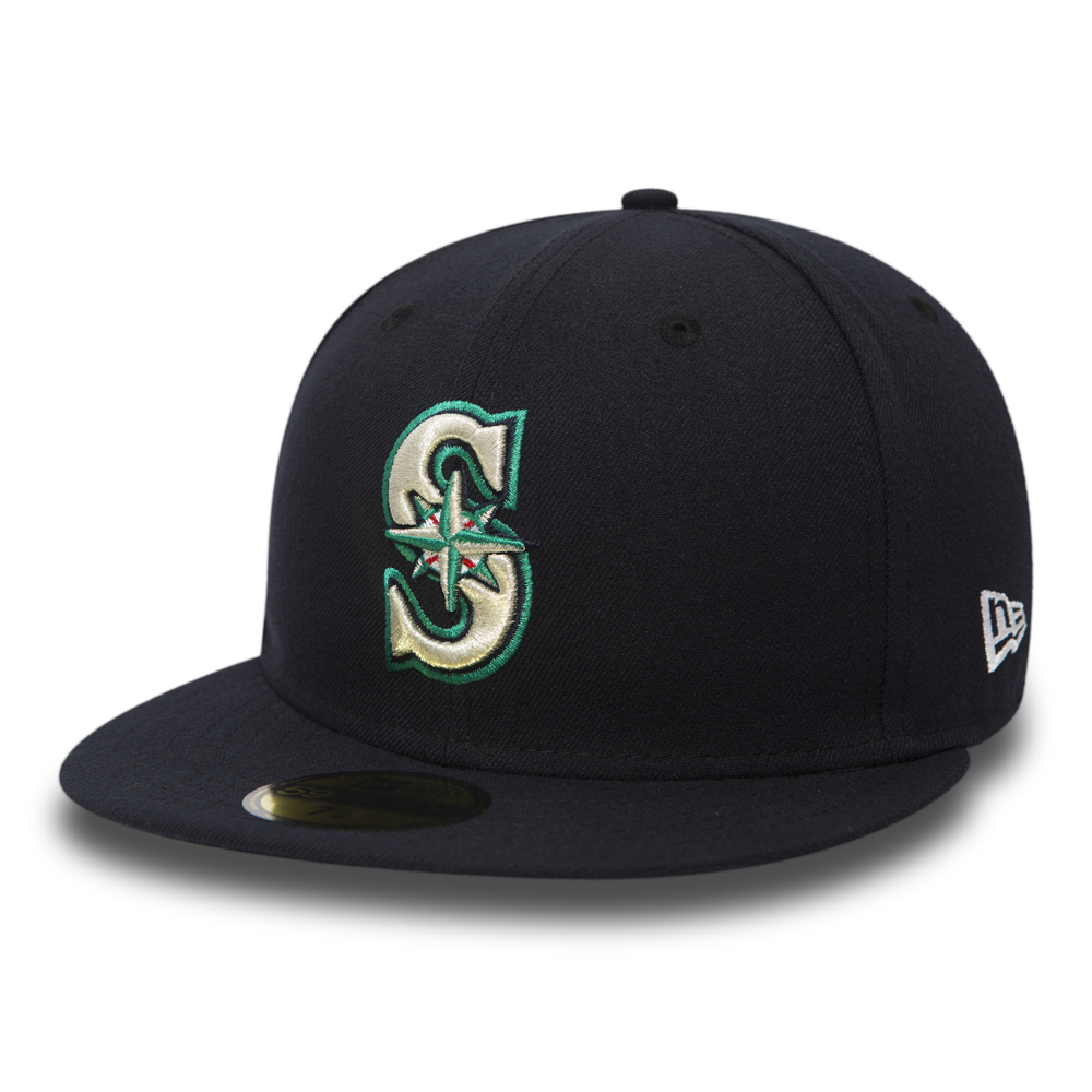 Seattle Mariners Game Team 59FIFTY strutturato
