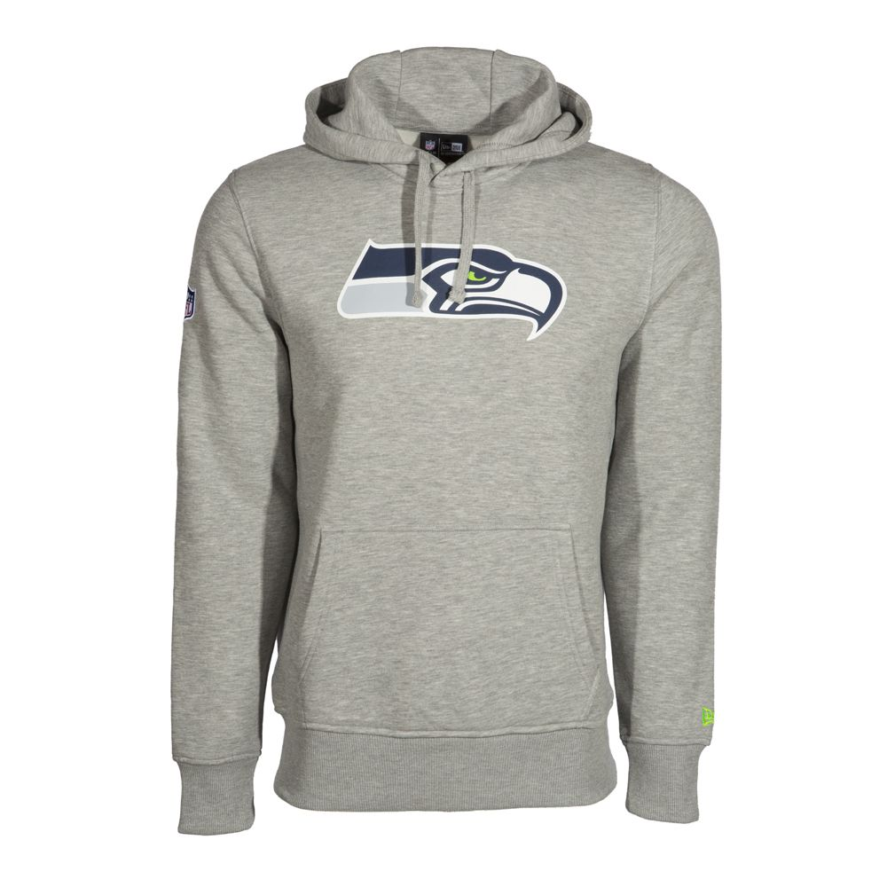 Sudadera Seattle Seahawks Pullover Team Logo