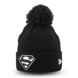 Superman Glow Cuff Kids Knit