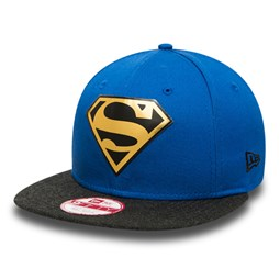 Superman Logo Weld Original Fit 9FIFTY Snapback