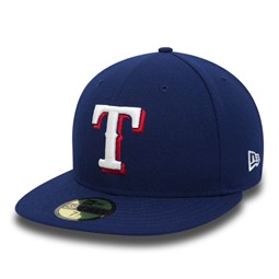 59FIFTY – Texas Rangers Game Team Structured