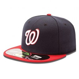 59FIFTY – Washington Nationals Authentic On-Field Alternate