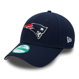 New England Patriots The League Blue 9FORTY Cap