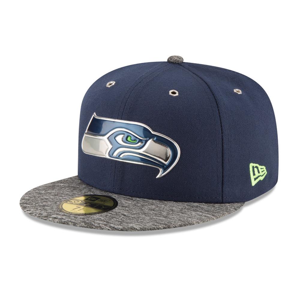 Seattle Seahawks NFL Draft 2016 59FIFTY 06df88d1699f