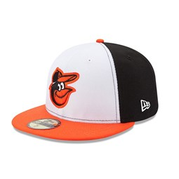 Baltimore Orioles Authentic On-Field Home 59FIFTY