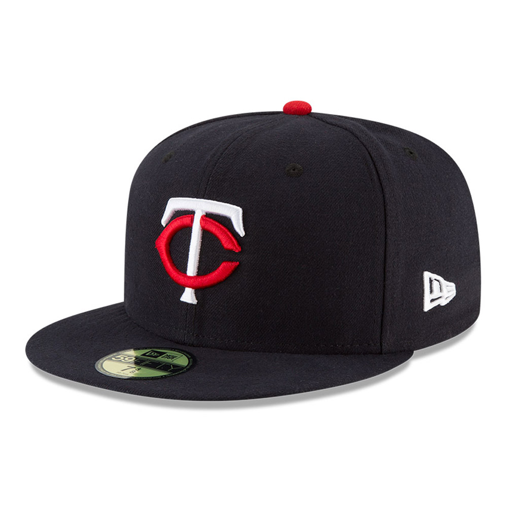 Minnesota Twins Authentic On-Field Home Navy 59FIFTY