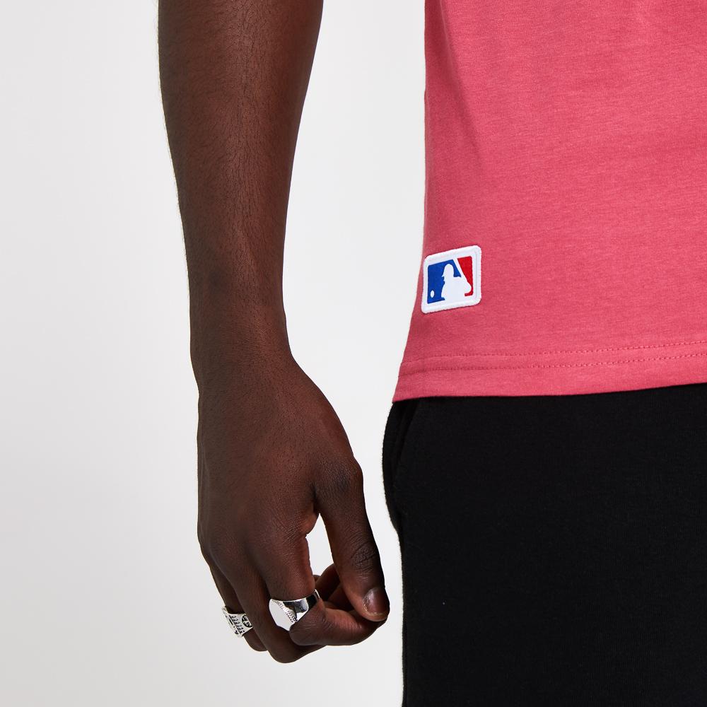 Canotta Seasonal Team dei Los Angeles Dodgers rosa
