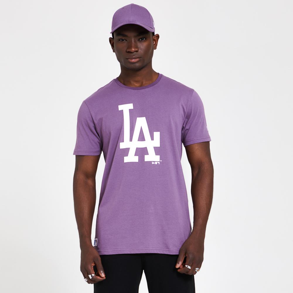 T-shirt Seasonal Team dei Los Angeles Dodgers viola