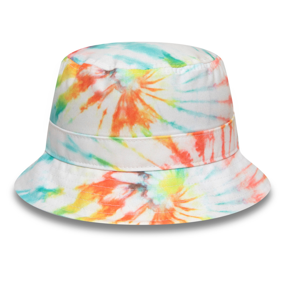 Bob pour enfant New Era tie-dye multicolore