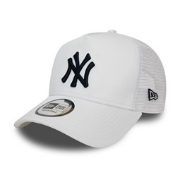 Gorra trucker New York Yankees Essential, blanco