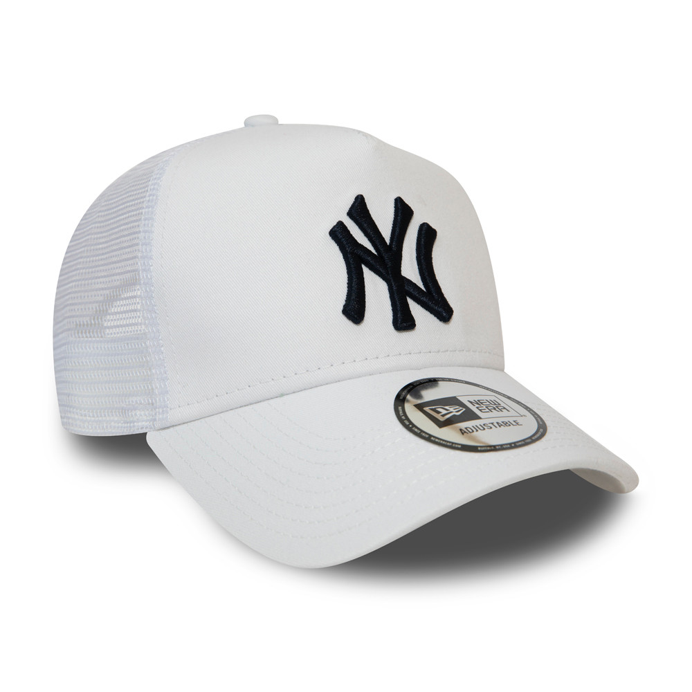 New York Yankees Essential Trucker bianco