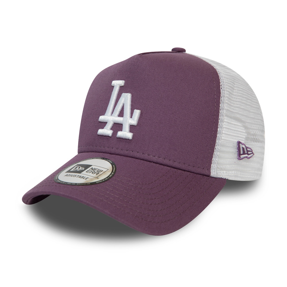 Los Angeles Dodgers Essential Purple Trucker