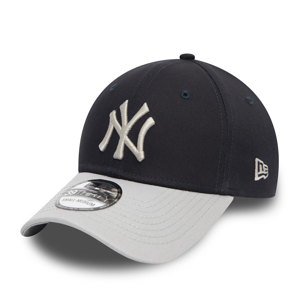 Casquette 39THIRTY des New York Yankees Essential bleue marine