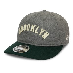 Brooklyn Dodgers Grey Retro Crown 9FIFTY Cap