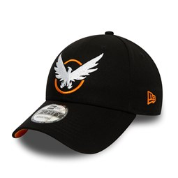 Gorra The Division 2 9FORTY, negro