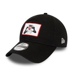 Gorra Looney Tunes Sylvester The Cat 9TWENTY, negro