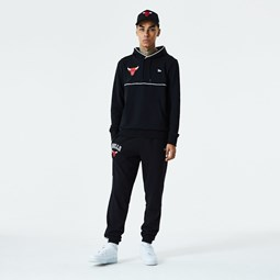 Jogger Chicago Bulls Piping Detail neri