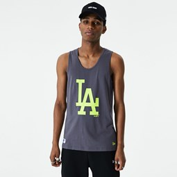 Los Angeles Dodgers Seasonal Team Grey Vest