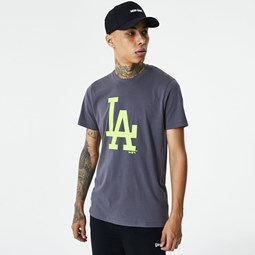 Los Angeles Dodgers Seasonal Team Grey T-Shirt