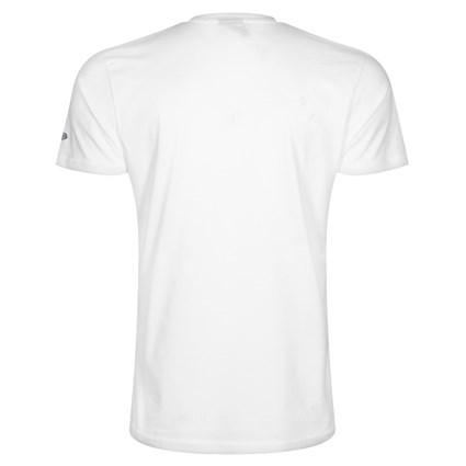Los Angeles Lakers Basket White T-Shirt