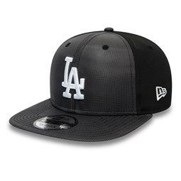 Los Angeles Dodgers Ripstop Front Black 9FIFTY Cap