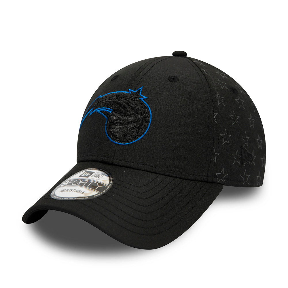 Cappellino Orlando Magic Nylon 9FORTY nero