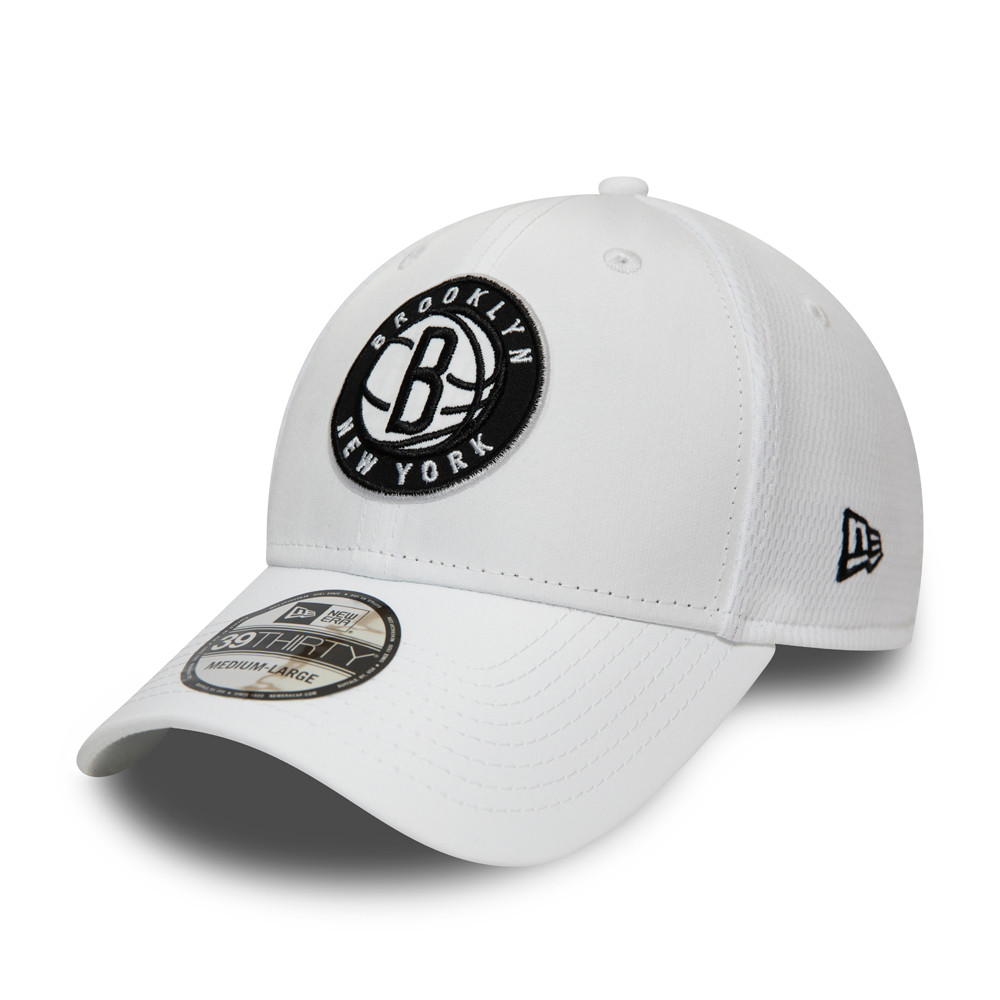 Cappellino Brooklyn Nets Dashback 39THIRTY bianco