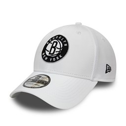 Gorra Brooklyn Nets Dashback 39THIRTY, blanco