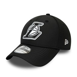Los Angeles Lakers Dashback Black 39THIRTY Cap