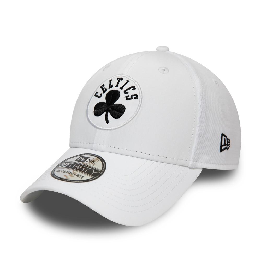 Cappellino Boston Celtics Dashback 39THIRTY bianco