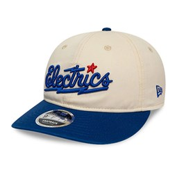 Cappellino Great Falls Voyagers Minor League Vintage Retro Crown 9FIFTY