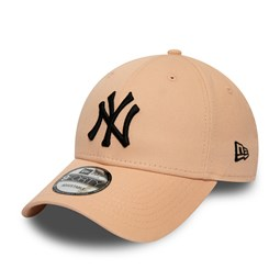 Casquette 9FORTY rose League Essential des New York Yankees