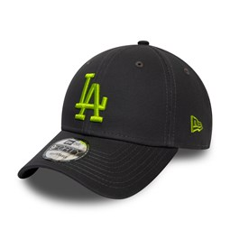 Los Angeles Dodgers Logo League Essential Black 9FORTY Cap