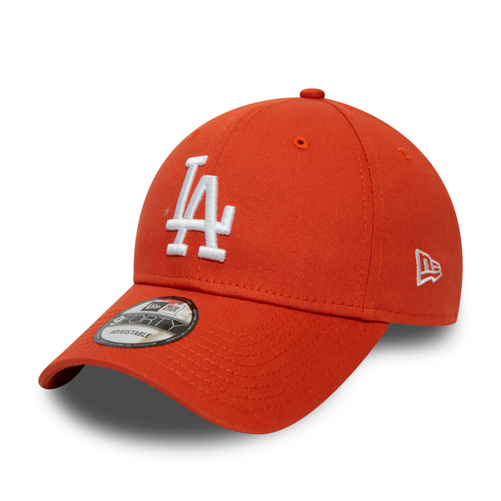 Los Angeles Dodgers League Essential Orange 9FORTY Cap