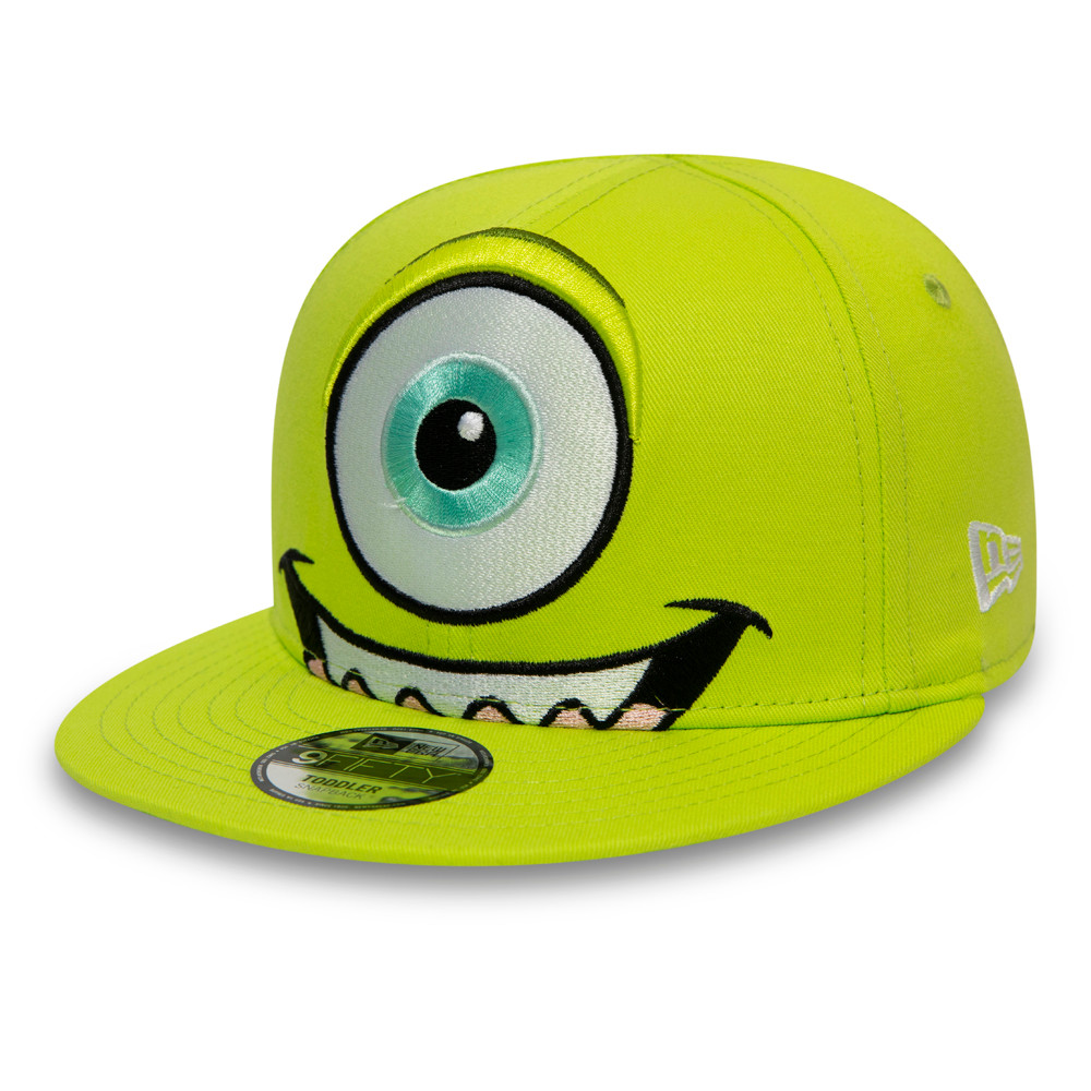 Gorra Mike Wazowski 9FIFTY niño, verde