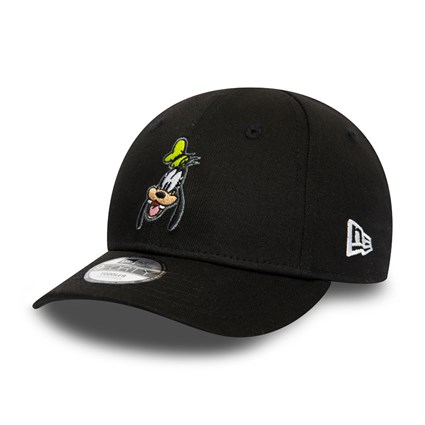 Goofy Character Kids Black 9FORTY Cap
