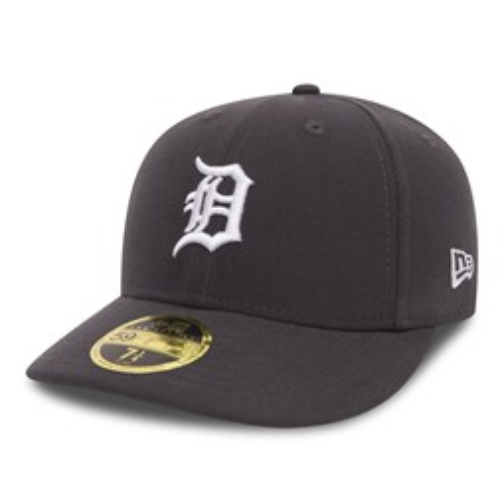 Detroit Tigers Low Profile Graphite 59FIFTY