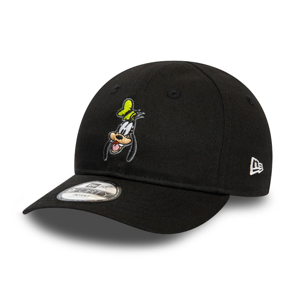 Goofy Character Infant Black 9FORTY Cap