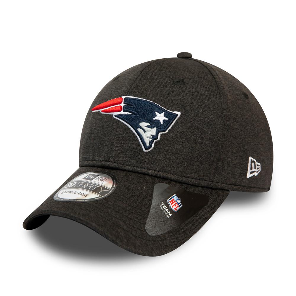 Gorra New England Patriots Black Base Team Pop 39THIRTY