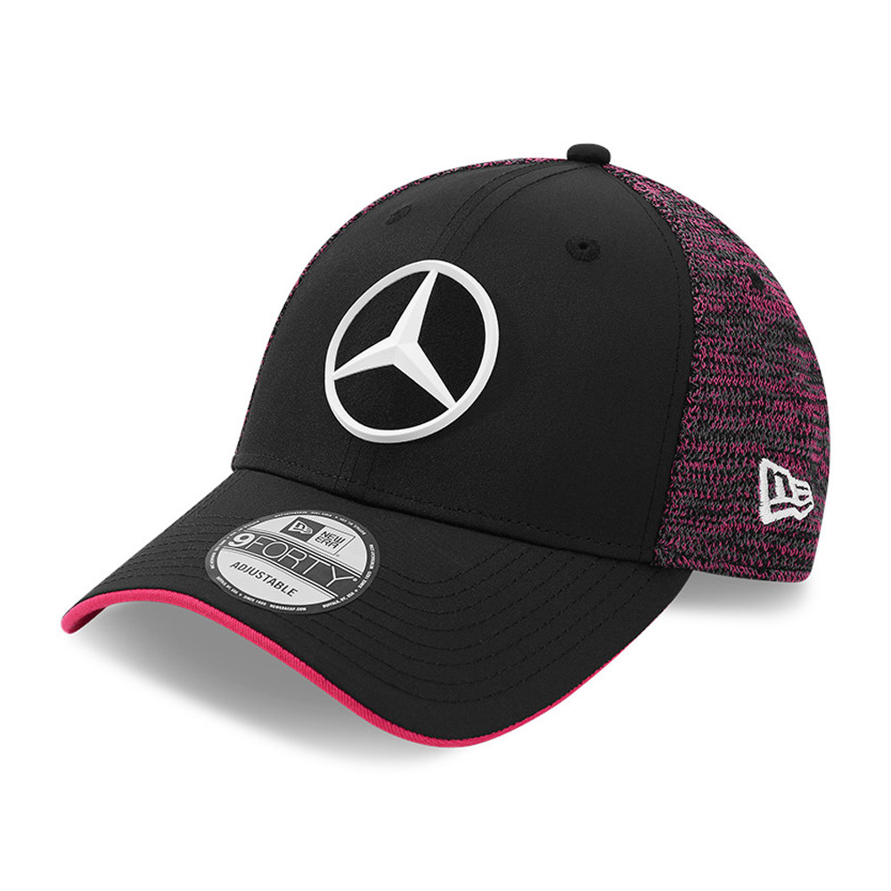 Mercedes E-Sports Tonal Black 9FORTY Cap