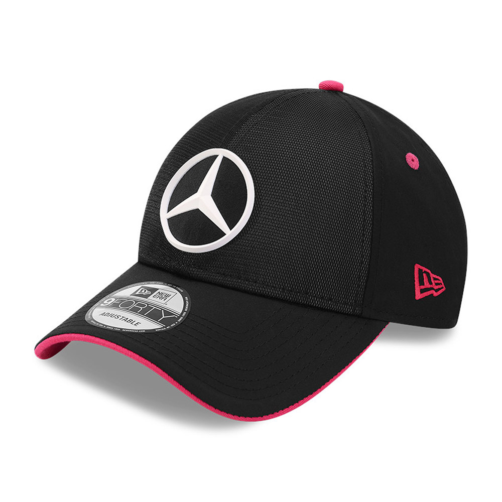 Mercedes E-Sports All Black 9FORTY Cap