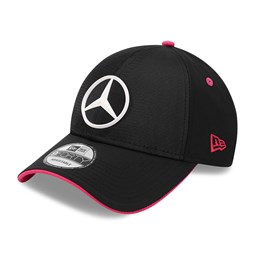 9FORTY – Mercedes – E-Sports – Kappe im All-Black-Design