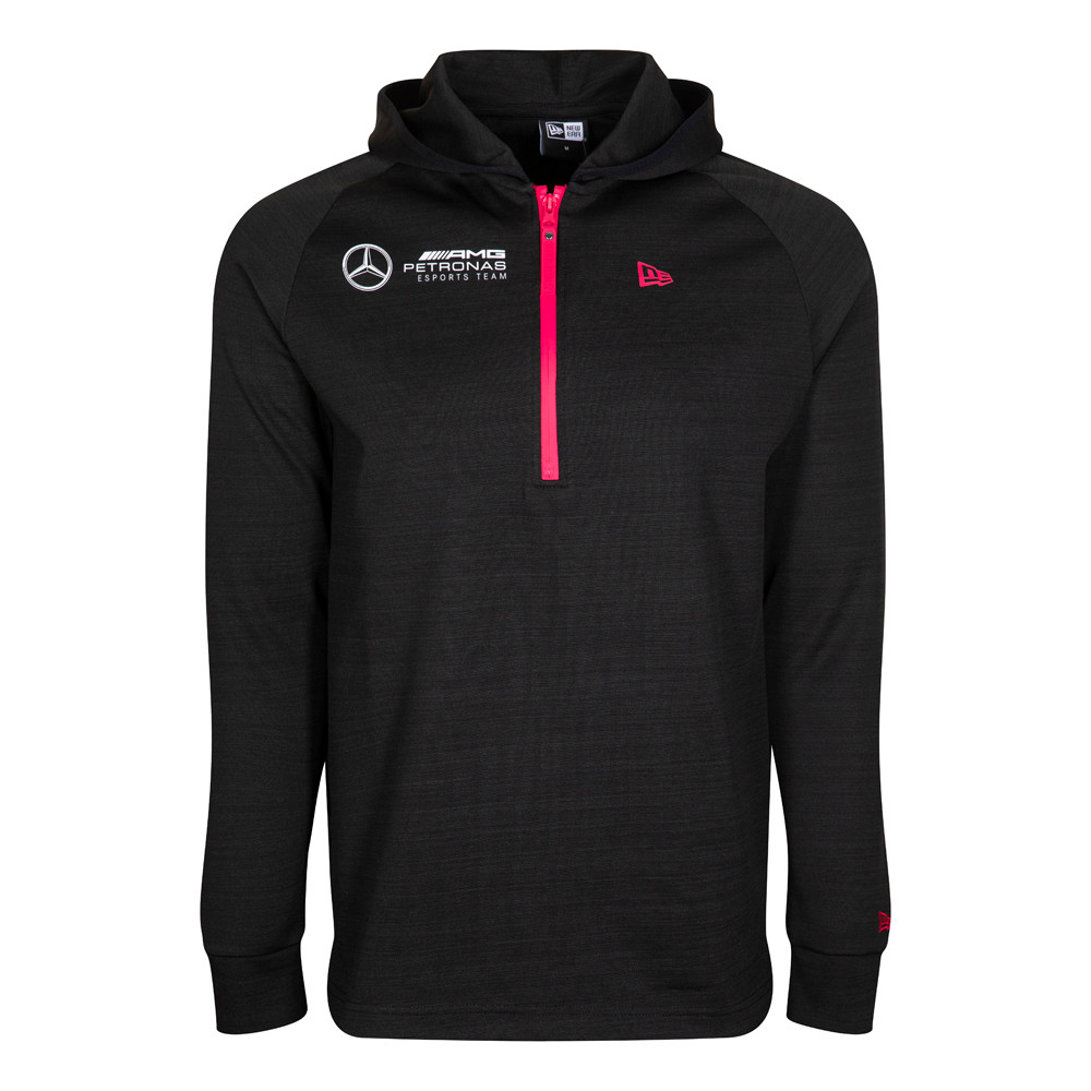 Mercedes Benz Engineered Black Pullover Hoodie