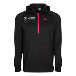Mercedes Benz – Engineered – Hoodie in Schwarz
