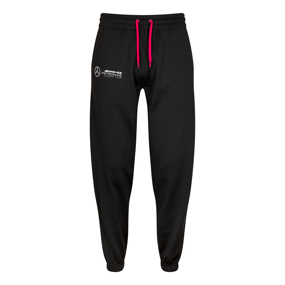 Pantaloni joggers Mercedes Benz Engineered neri